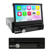 800*480 resolution car navigation auto radio gps car dvd 1 din support 3g wifi music player bt dual zone
