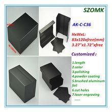 aluminum box enclosure case for player