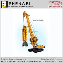 Diaphragm wall grab XG360 XCMG construction machinery
