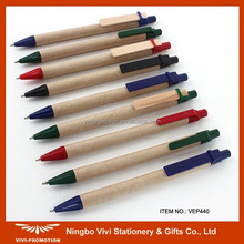 Popular Eco Friendly Ball Point Pen, Promotional Pen (VEP440B)