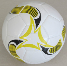 Stocking a lot machine stitehed soccer ball,promotion football cheap price 2015 new design