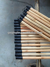 floor sweeping tools eco-friendly feature round wood poles