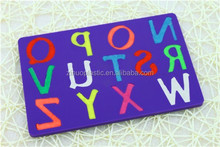 Letter & number shape fondant molds cake decorating tools Letter & number shape silicone molds