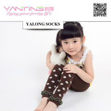 tights YL702 velvet wholesale nice kids tights pantyhose 0427