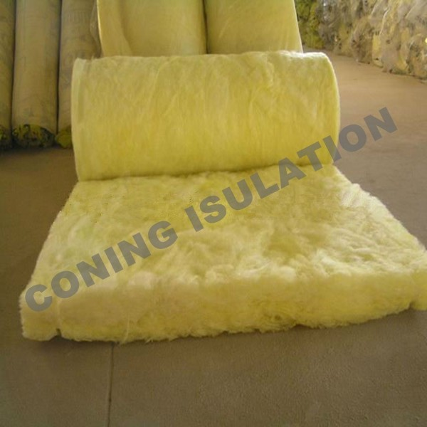 Glass wool fiber glass wool for house roof and wall for Fiberglass wool insulation