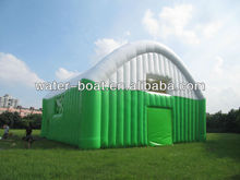Most hot sale Inflatable tennis tent, inflatable event tent house
