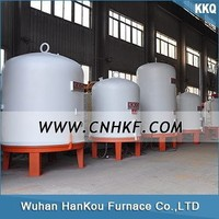 Good penetration fast plasma nitriding furnace ion bombardment heating