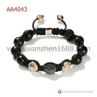 fun how to make a shamballa bracelet video leather bracelets for women