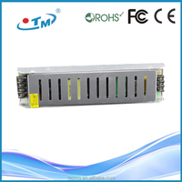 Newest design switching power supply ac to dc 100w 8.3 amp 12v led driver dimmer 220v to 12v