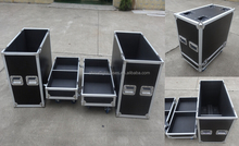 For QSC K12 Speaker ATA Pro Audio Case, Custom Design with Protective Foams and Caster Boards