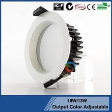 Super quality IP44 hot sale SAA high luminous downlight led