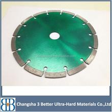 Manufacture of slab edge cutting of granite diamond saw blade