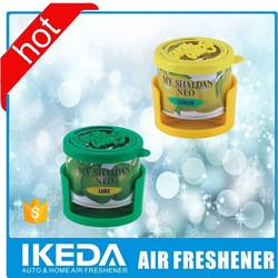 Customer air freshener/toilet air freshener/ludao air freshener