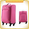 nylon travel luggage factory decent luggage suitcase bag, polyester luggage travel set, luggage suitcase set for lady trip