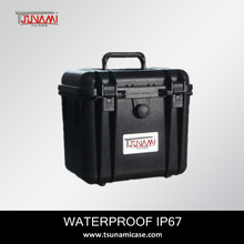 Tsunamicase No.261722 transit case waterproof plastic containers for chemical