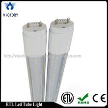 Rotable option 18w led 8 tube lamp tube of 2700K--6500K