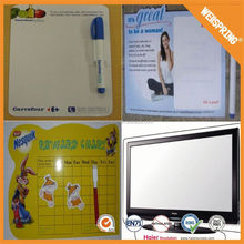 Hundreds of decorative magnetic glass dry erase board