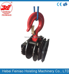 wholesale best quality manual chain pulley block HSZ 2ton