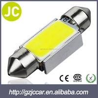 China supplier 12v festoon auto LED bulbs CANBUS for C5W COB festoon bulbs