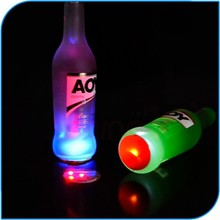 Alibaba Best Selling Slim Flash Led Bottle Stickers