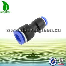 tubería de gas accesorios de compresión de la reducción de conector rápido