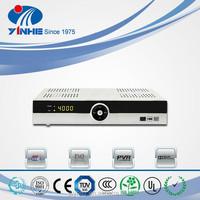 2014 hot New hd decoder digital satellite receiver set top box