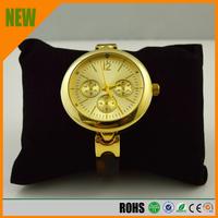 Fashion gold watch, ladies quartz watches six-pin Valentine's Day gift