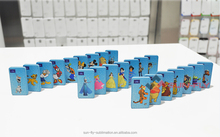 SUN-FLY Wholesale OEM 3D Sublimation Custom printing Dominoes