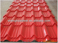Commercial building materials guangzhou fiber cement corrugated roofing sheets/tiles suppliers in Yiwu
