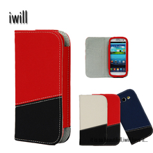 for smart phone leather case for iphone ,for samsung ,for htc.for nokia