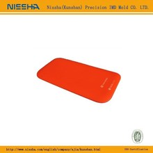 Plastic cellphone case with IMD