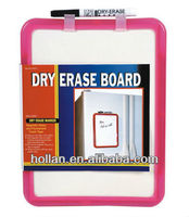 Hot Sale Plastic Children Whiteboard
