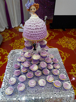 5 tier cupcake stand romantic crystal clear acrylic wedding cake stand round acrylic cake stand