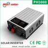Low Frequency 48V dc 220V ac Pure Sine Wave 3KW Solar Grid Tie Inverter