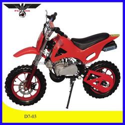 Best Selling 50CC 2 Stroke Mini Dirt bike From China (D7-03E)