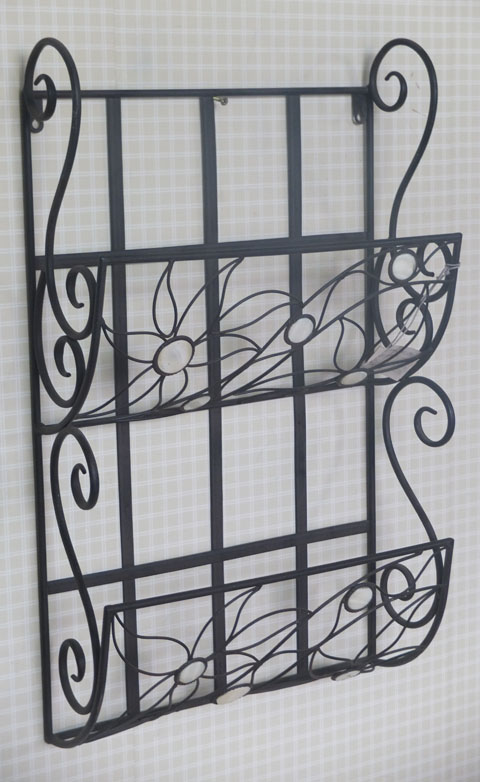 Wrought Iron Wall Decorations