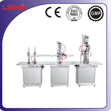 Semi-auto Air Fresh Aerosol Filling Machine or Aerosol Plant Line