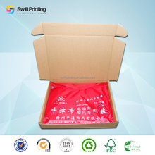 Special new coming printing paper face cream box