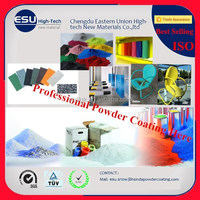 Excellent Chemical Property Super Hydrophobic Spray Epoxy Polyester Surface Protection names paints powder coating