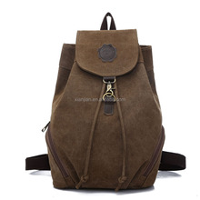 Xianjian 2015 Bucket shoulder bag female high school students high school students backpack mountaineering bag (BXJ1002)