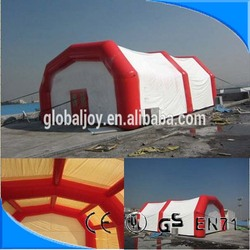 Air sealed family inflatable camping tent/ inflatable tent price / inflatable air tent camping