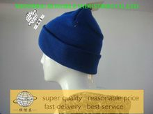 Top grade Crazy Selling knitted beanie hat cap headwear