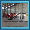 advanced-techinique athletic surfaces crumb rubber grounding machine