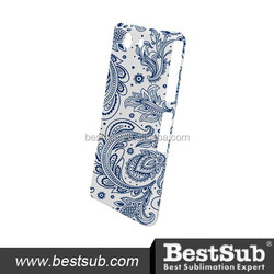 3D Sublimation Phone Case for Sony Z4mini Cover(SN3D08F/SN3D08G)