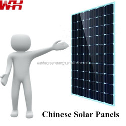 130W Chinese Solar Panels Price for Sale