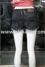 Women's Shorts Jean - Premium Quality