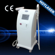 Two handles Elight IPL RF skin care Beauty equipment machine big salon use with CE Medical