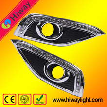 Newest hot design car led drl light for honda CRV 2012 auto led daytime running light