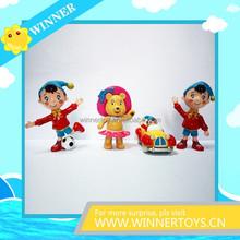 New custom action figure for children