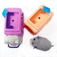 New Design Plastic Travel Small Animal Aviation mini flight cage/Hamsters box